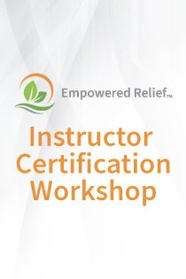 Empowered Relief Instructor Certification Workshop Banner