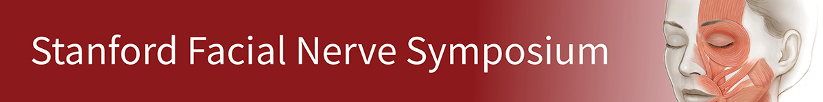 Stanford Facial Nerve Symposium Banner