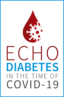 Project ECHO Diabetes in the Time of COVID-19: Review of the Literature Regarding Knowledge Gained on COVID-19 and Diabetes (Recorded Webinar) Banner