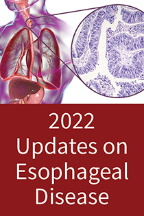 2020 Updates on Esophageal Disease (Cancelled) Banner