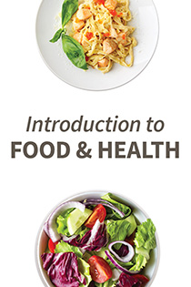 Introduction to Food and Health Banner