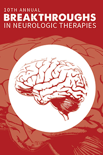10th Annual Breakthroughs in Neurologic Therapies Banner