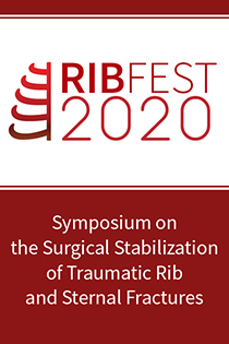 RibFest 2020 – Symposium on the Surgical Stabilization of Traumatic Rib and Sternal Fractures Banner