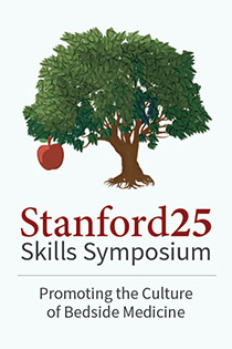 5th Annual Stanford 25 Bedside Teaching Symposium Banner