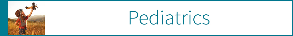 Pediatric Grand Rounds: Telehealth in the Era of COVID-19 Banner